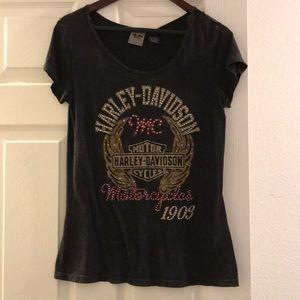 Harley Davidson women's medium T Shirt.